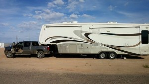 travel trailer in Mesa AZ